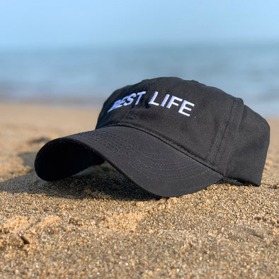 BEST LIFE<br />canvas hat - humanKIND shop with a purpose