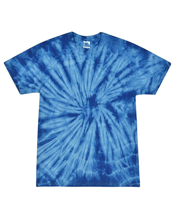 SUNSET RIDGE MIDDLE SCHOOL TIE DYE ADULT COTTON TEE