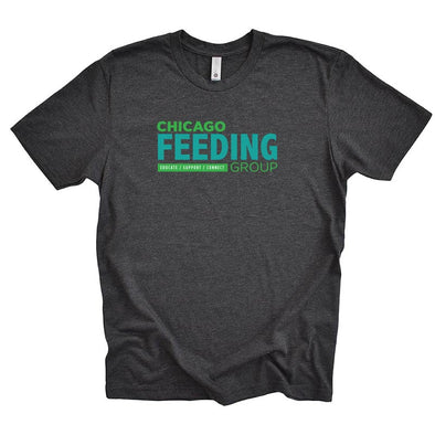 Chicago Feeding Group <br />NEXT LEVEL UNISEX TRIBLEND TEE <br />classic fit