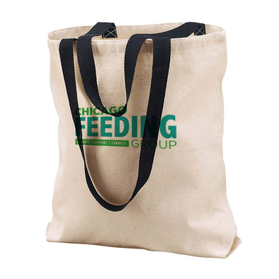 CHICAGO FEEDING GROUP LIBERTY BAGS <br />cotton canvas tote