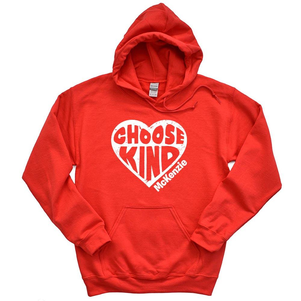 MCKENZIE RED WEEK <br />unisex adult hoodie <br/>classic fit