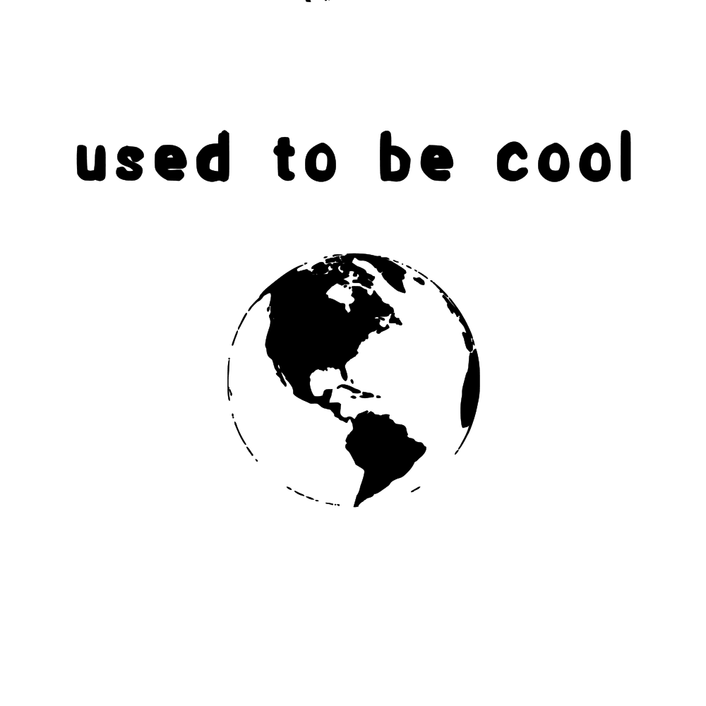 USED TO BE COOL - humanKIND