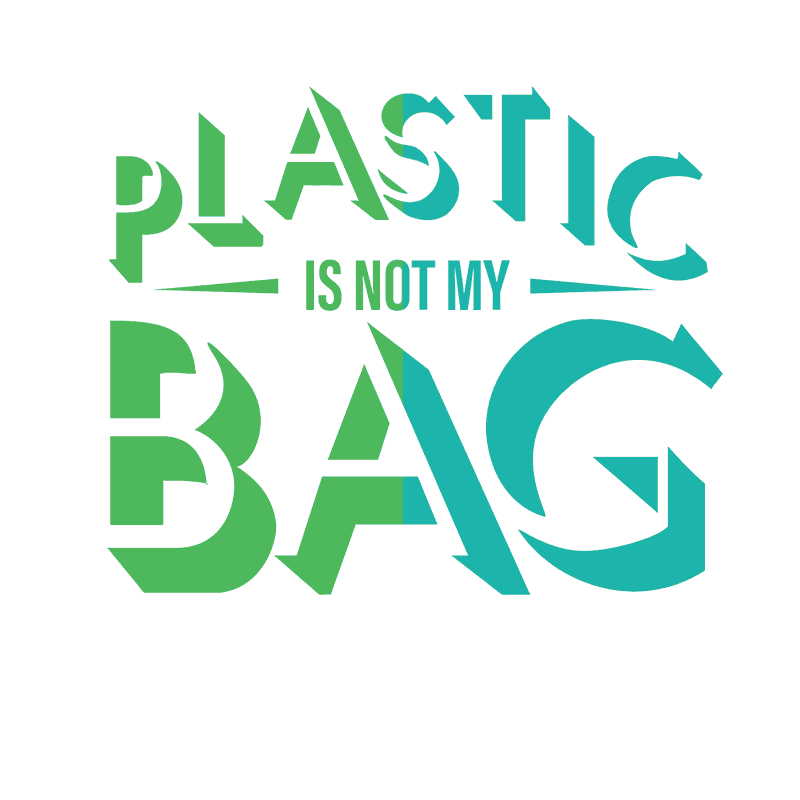 PLASTIC IS NOT MY BAG - humanKIND shop with a purpose