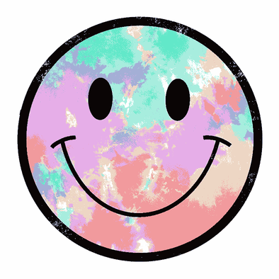 TIE DYE SMILE - humanKIND shop with a purpose