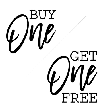 BUY ONE GET ONE FREE (TWINS) - humanKIND shop with a purpose