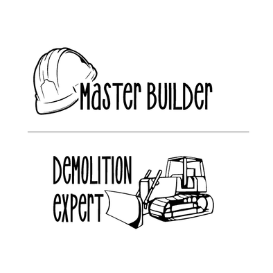 Groups Master Builder/Demolition Expert - humanKIND shop with a purpose