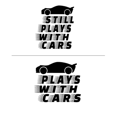 Groups Plays With Cars/Still Plays With Cars - humanKIND shop with a purpose