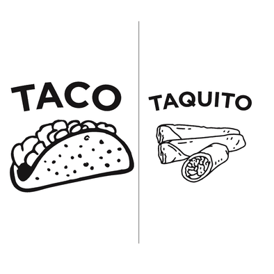 Groups Taco/Taquito - humanKIND shop with a purpose
