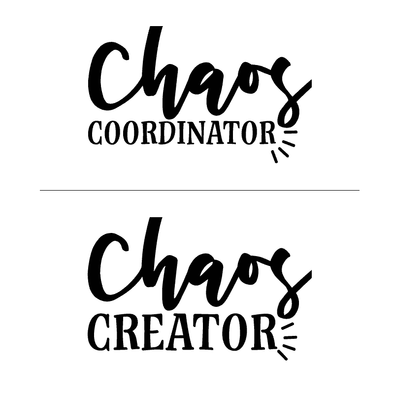 Groups Chaos Coordinator/Chaos Creator - humanKIND shop with a purpose
