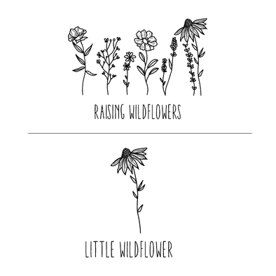 Groups Raising Wildflowers/Little Wildflower - humanKIND shop with a purpose