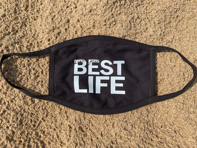 BEST LIFE <br />face mask - humanKIND shop with a purpose