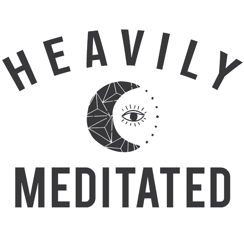 HEAVILY MEDITATED - humanKIND shop with a purpose