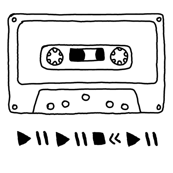 CASSETTE YOU ROCK - humanKIND shop with a purpose