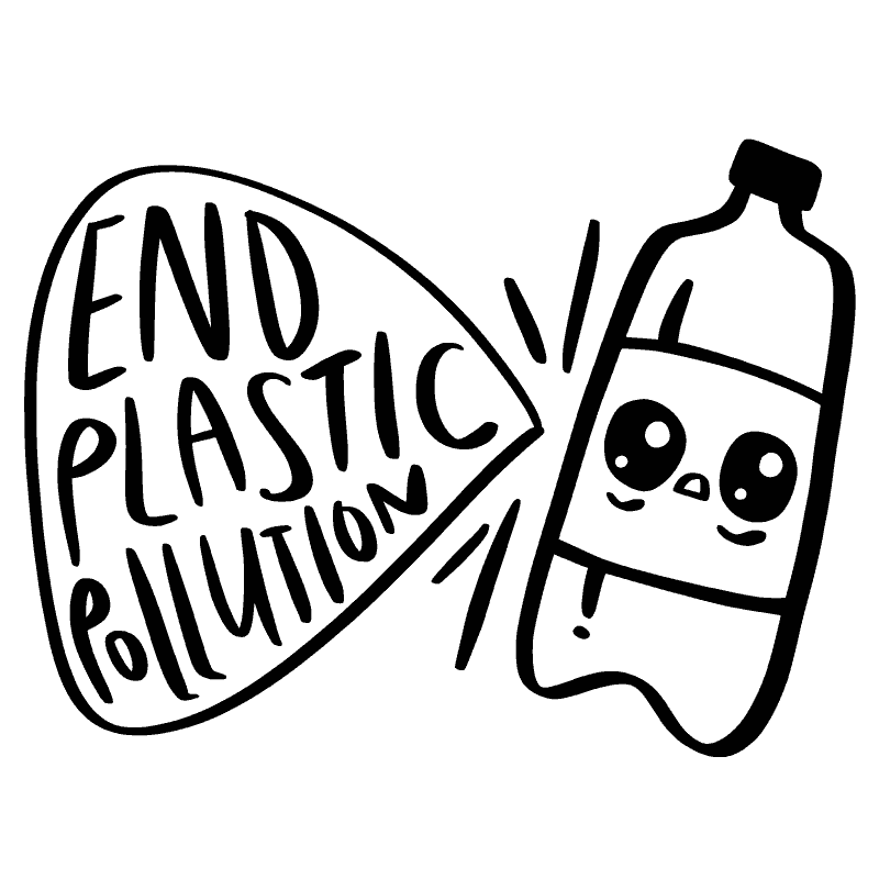 END PLASTIC POLLUTION - humanKIND shop with a purpose