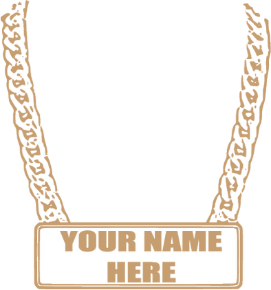 HIP HOP NECKLACE - humanKIND shop with a purpose