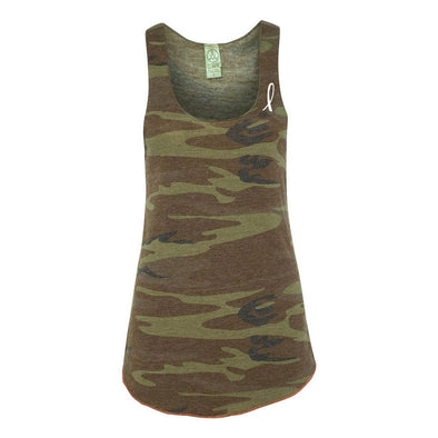 yeahBestLife WOMEN'S Eco-Jersey® RACERBACK TANK <br />alternative apparel - humanKIND shop with a purpose