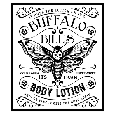 SILENCE OF THE LAMBS- BUFFALO BILL'S BODY LOTION