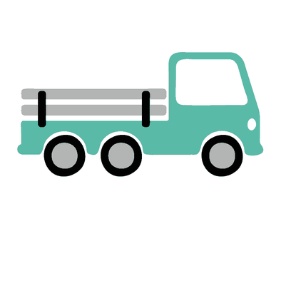FLATBED TRUCK - humanKIND shop with a purpose