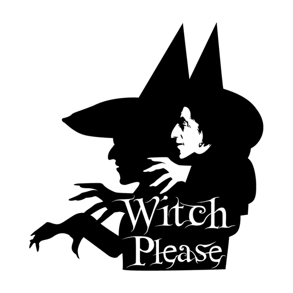 WIZARD OF OZ- WITCH, PLEASE