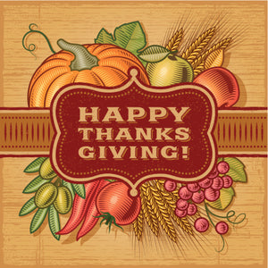 Giving Thanks…. For Great Digestive Health