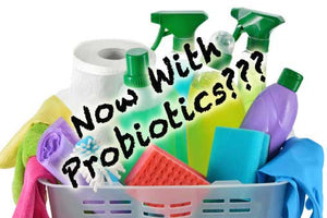 Probiotics, Household Products, and Snake Oil