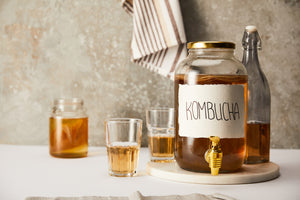 The Kombucha Kraze: What You Need to Know Part II