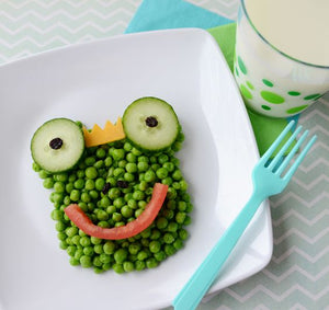 Fun Ways to Introduce More Fruits & Veggies to Your Kids