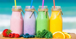 Healthy Summer Smoothie Ideas