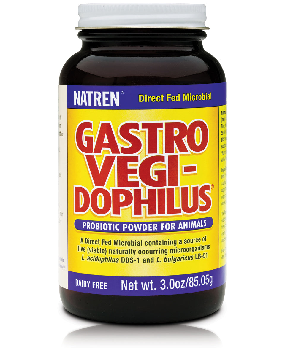 GASTRO VEGI-DOPHILUS - Probiotic For Pets