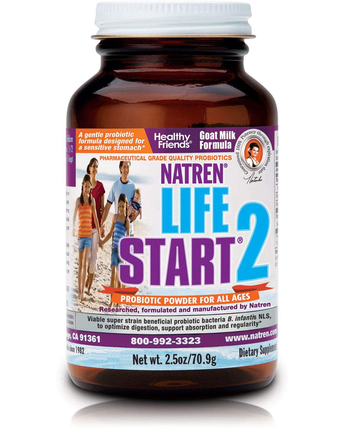 LIFE START 2 - Probiotic Powder