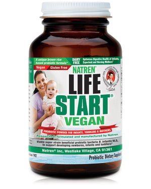 LIFE START VEGAN - Powder