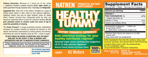 HEALTHY TUMMY - Wafers