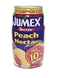 Jumex Peach Nectar 11.3 Oz Can