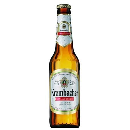 Krombacher Non Alcoholic Beer/Pils / Pilsner 11.2 Oz | 6 Packs (Product Of Germany)