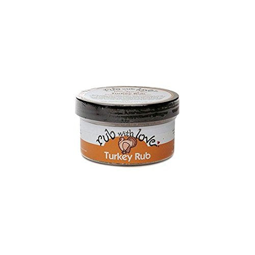 Rub With Love By Tom Douglas Turkey Rub, 3.5 Oz