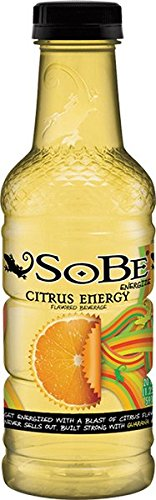 3 of Sobe Citrus Energy, 20Oz