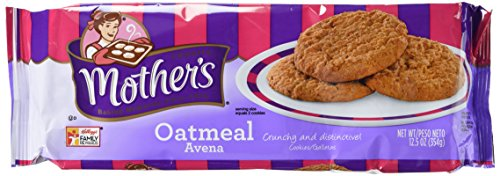 Mother'S Oatmeal Cookies, 12.5-Ounce Packages