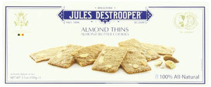 Jules Destrooper, Almond Thins, 3.5 Ounce