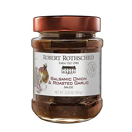 Robert Rothschild Balsamic Onion And Roasted Garlic Spread (12.8 Oz)