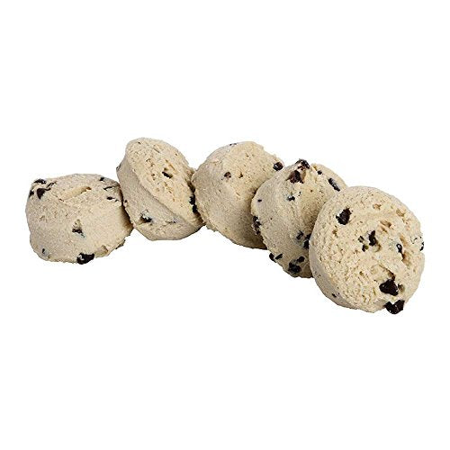 Otis Spunkmeyer Value Zone Chocolate Chip Cookies Dough, 1 Ounce -- 320 Per Case.