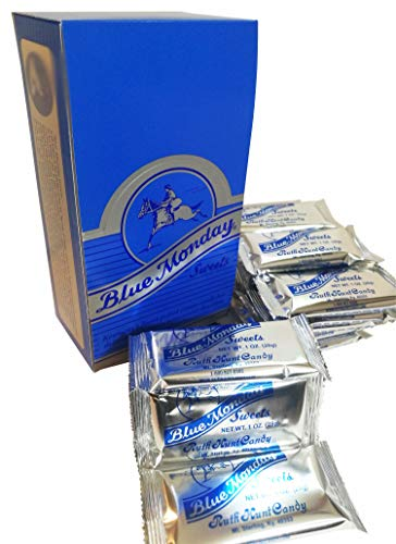 Blue Monday Candy Bars
