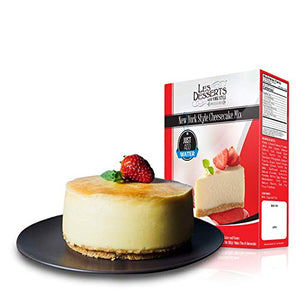 Ny Style Cheesecake Mix, Add Water &Amp; Bake, (6 Pers.)