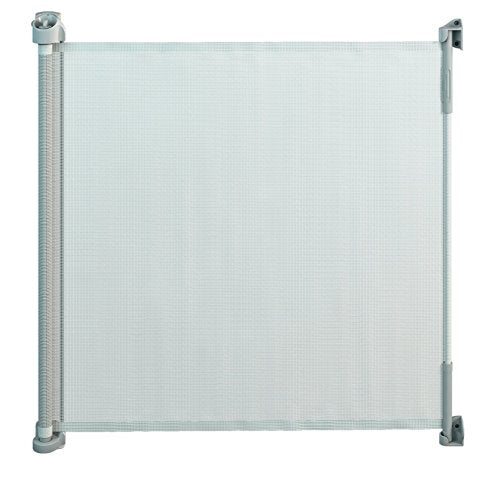 Gaterol Active Lite White - Retractable Safety Gate - Super Safe 36.6