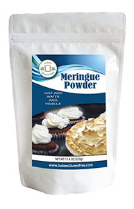Meringue Powder (11.4 Oz): No Preservatives: Ideal For Cookies, Pies, And Frosting: Made In The Usa In A Dedicated Gluten And Nut Free Facility