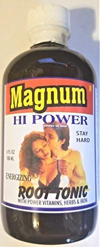 Magnum Hi Power Energizing Root Tonic 6Oz