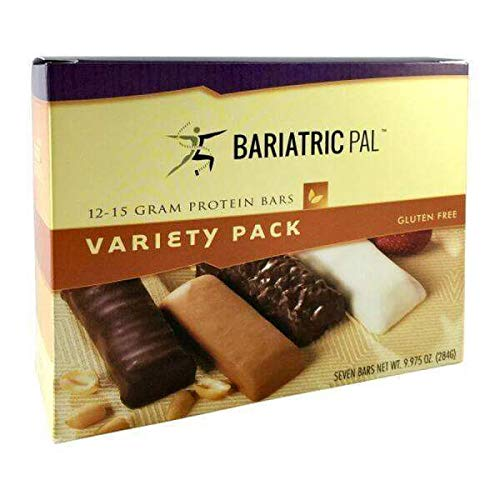 Bariatricpal High Protein Bars - Variety Pack
