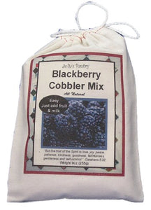 Julia'S Pantry Cobbler Mix, Blackberry, 9 Ounce