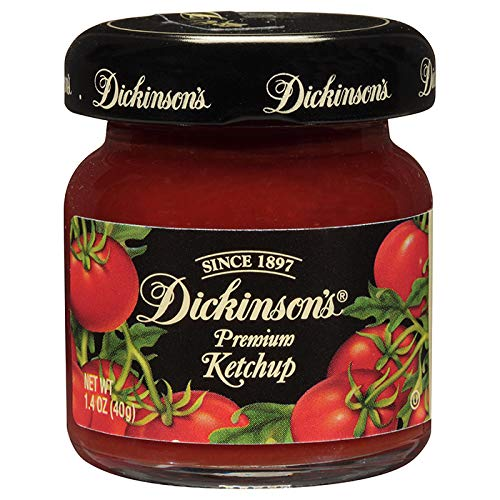 Dickinson'S Premium Ketchup, 1.4 Ounce