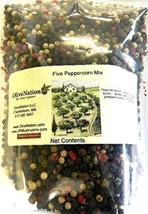 Five Peppercorn Mix 4 Oz. By Jr Mushrooms