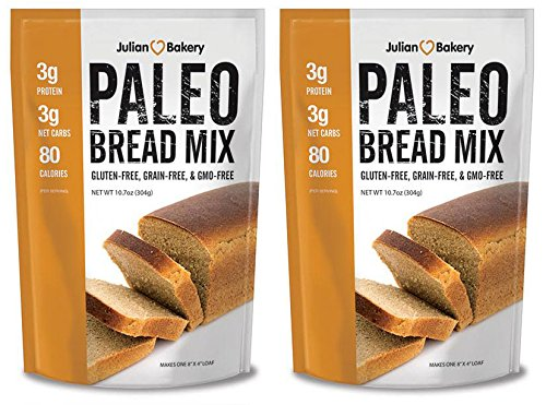 Paleo Bread Mix  (Low Carb, Grain Free & Gluten Free)